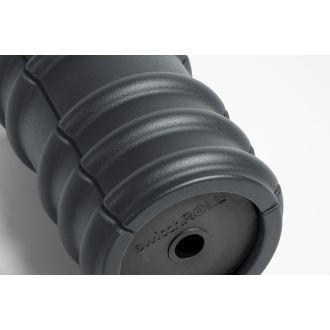 Faszientrainingsgerät Faszienrolle switchROLL Ringe, wechselbare Oberfläche, sanfte Massage