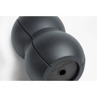 Faszienrolle switchROLL Doppelkugel, wechselbare Oberfläche, sanfte Massage