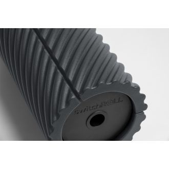 Faszientrainingsgerät Faszienrolle switchROLL Spirale, wechselbare Oberfläche, sanfte Massage