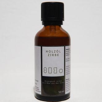 Zirbenöl | zur Pflege der Zirbenholz Produkte