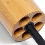 Bambuskugeln/Rollen