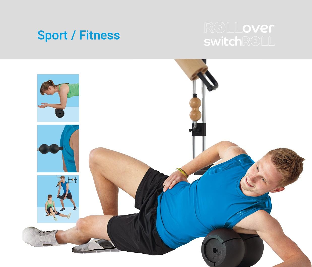 Faszientraining bei Sport und Fitness